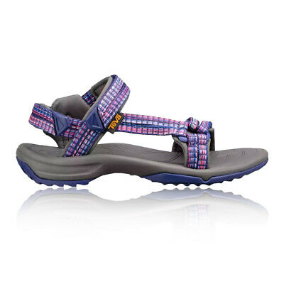 Teva Womens Terra FI Lite Walking Shoes Sandals Purple Sports Outdoors