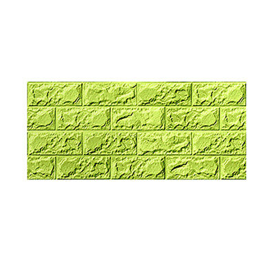 20 rollos 3d efecto piedra pared ladrillos papel pintado for Papel pared autoadhesivo