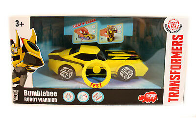 Transformers Robots in Disguise Bumblebee Robot Warrior
