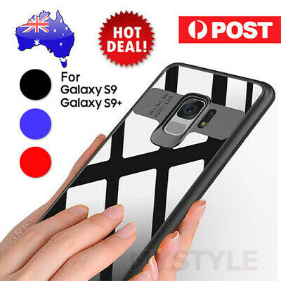 For Samsung Galaxy Note 8 S8 S9 Plus Slim Case Luxury Cover Shockproof Bumper