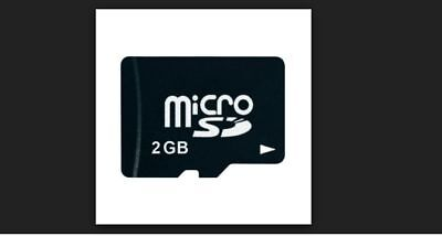 2Gb Micro Sd Memory Card For Nokia Samsung Sony Ericsson Htc Blackberry Sony