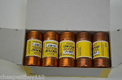 1x COOPER BUSSMANN Fuse LPJ-40SP, Time Delay Fuse, 40A, 600VAC NEW
