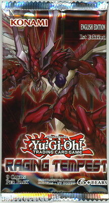 Pack de 24 14584/Raging Tempest Booster Display Box Yu Gi Oh