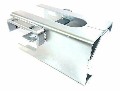 Heavy Duty Trailer Caravan Horse Box Ball Hitch Coupling Safety Security Lock