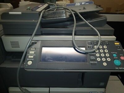 KONICA BIZHUB 500 Priced to Sell SLIGHTLY USED - PICKUP ONLY
