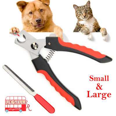 Large Nail Clippers Pet Cat Dog Rabbit Sheep Animal Claw Trimmer Grooming