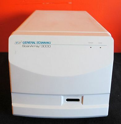 GSI ScanArray 3000  Microarray Scanner