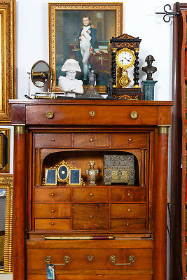 Napoleon Empire era standing secretary origin France circa 1810