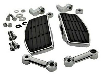 Mini Floorboards Kit Harley Dyna Wide Glide Softail Fxst Fxstc Night Train 84-14