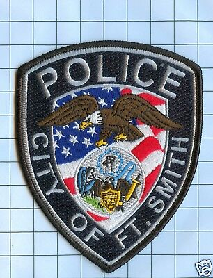 Police Patch  - Arkansas - CITY OF FT. SMITH