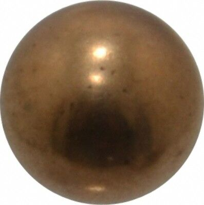 Value Collection 5/16 Inch Diameter Brass Ball 0.0002 Inch Sphericity, Grade ...