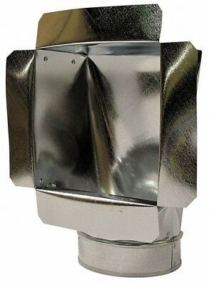 Made in USA Duct Fittings; Type: Side Ceiling Boxes; Fractional Inside Diamet...
