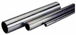 Value Collection Schedule 40, 1-1/2 x 72 Inch, Type 316 Stainless Steel Pipe ...