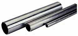 Value Collection Schedule 40, 2 x 72 Inch, Type 316 Stainless Steel Pipe Nipp...