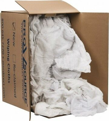 PRO-SOURCE 275 Piece, Lint Free White Cheesecloth 36 Inch Long x 30 Inch Wide...