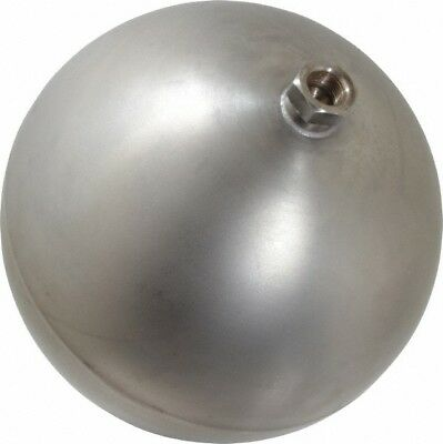 Made in USA 8 Inch Diameter, Spherical, Hex Spud Connection, Metal Float 3/8 ...