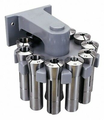 "Value Collection 11 Piece, 1/8 to 3/4"" Capacity, R8 Collet Set"