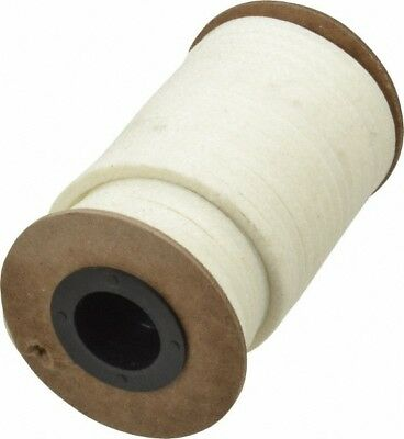 """Made in USA 3/16"""" x 37' Spool Length, PTFE/Synthetic Fiber Compression Packin..."""