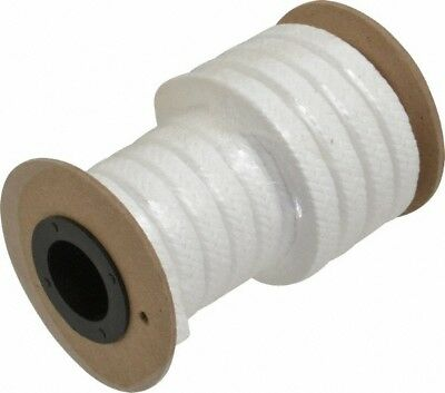 "Made in USA 3/8"" x 4.2' Spool Length, PTFE/Sanitary Compression Packing 1,000..."