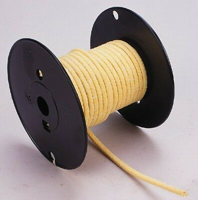 "Made in USA 1/4"" x 24' Spool Length, TFE/Aramid Compression Packing 5,000 Max..."