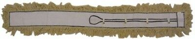 PRO-SOURCE 60 Inch Long x 3-1/2 Inch Wide Cotton Dust Mop Head Looped, White
