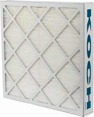 """Made in USA 24"""" Wide x 4"""" Deep Pleated Filter Micro Fiber Paper"""