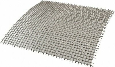 Value Collection 14 Gage, 0.08 Inch Wire Diameter, 3 x 3 Mesh per Linear Inch...