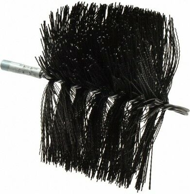 Schaefer Brush Duct Brushes; Shape: Round; Brush Length: 6 (Inch); Diameter (...