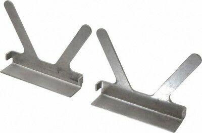 "Gibraltar 4-1/2"" Jaw Width, Aluminum, Vise Jaw Cap Press On Attachment"