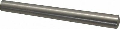 "Made in USA 9 Taper Pin, 0.487"" Small to 0.591"" Large End Diam, Passivated Fi..."