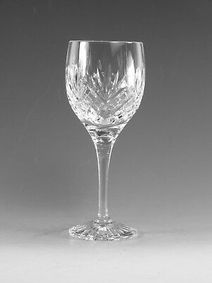 """Royal DOULTON Crystal - WESTMINSTER Cut - Sherry Glass / Glasses - 6"""" (2nd)"""