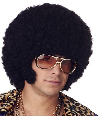 Afro Chops Costume Wig