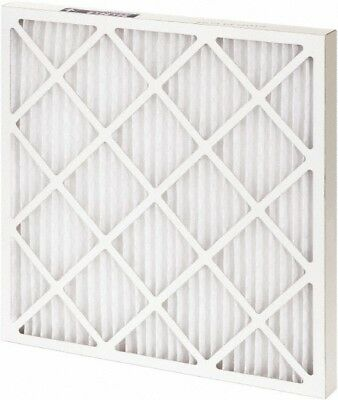 "Made in USA 20"" Wide x 1"" Deep Pleated Filter Synthetic, 7.3 Sq. Ft., 30 to 3..."