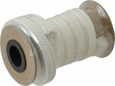 """Made in USA 1/2"""" x 5.1' Spool Length, PTFE/Sanitary Compression Packing 1,000..."""