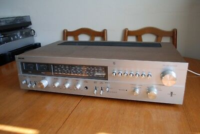 Philips 794 AM/FM Stereo Receiver High Fidelity International - 60 W - Phono