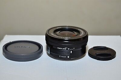 Sony E SEL 16-50mm f/3.5-5.6 PZ  OSS Lens  (Black) *** NEW ***