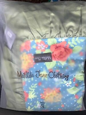 Matilda Jane No Reservations Blanket NWT Ships Now!