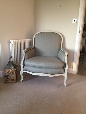 Barker And Stonehouse Mahogany Lounge Chair
