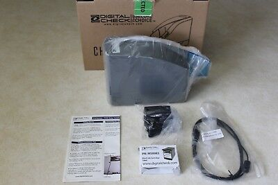 New Digital Check Scanner And Printer CheXpress CX30 Check Processing