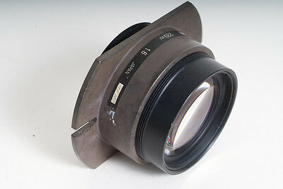 Tamron 220mm 1:6 Large Format (covers at least 4x5) enlarging lens