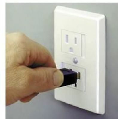 KidCO Safe-Plate Sliding Electrical Safety Outlet Plug Child Safety Covers