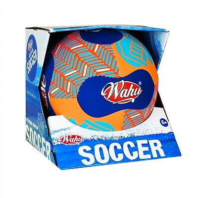 NEW Wahu Backyard  Soccer Ball - in ASSORTED - 453g -  Toys -  Toys