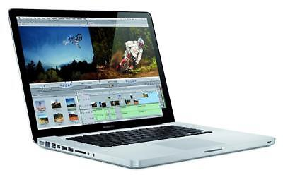 "Apple Macbook Pro 15.4"" LAPTOP A1286 2011 i7 2.2GHZ 4GB 500GB Radeon HD 6750M"