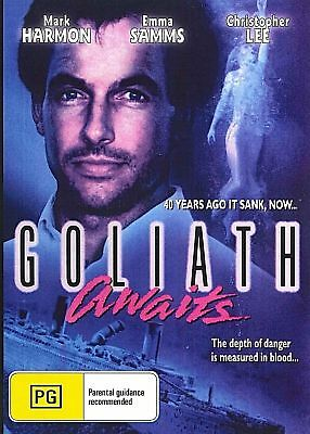 Goliath Awaits - New Region All ( NTSC )