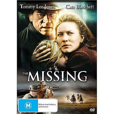 Missing, The (2003) (DVD) (Region 4) New Release