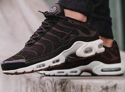 color rápido disponibilidad en el reino unido precio al por mayor NIKE AIR MAX PLUS EF Trainers TN Tuned 1 Leather Suede Fashion - Various  Sizes - £99.70 | PicClick UK