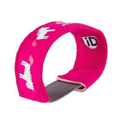 Littlelife Child ID Bracelet - Safety wristband with ID Slips - Unicorn