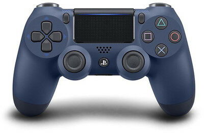 Sony DualShock 4 Wireless Controller v2 (2018 | midnight-blue)