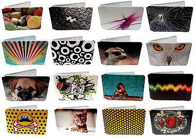 Oyster Card Holder Wallets for Train Tickets + Bus Pass Lots of Fun New Designs