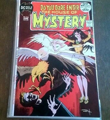 House of Mystery #203 (Jun 1972, DC) NM- 52 Pages DC Comics Bronze Age Wrightson